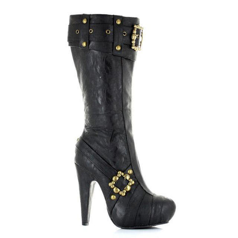 Steampunk Knee High Women's Boots