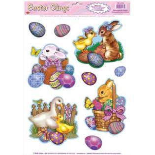 Easter Clings