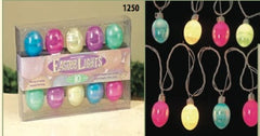 Easter Pearlized Egg 10 Light Set