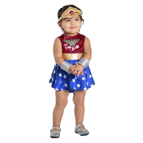 Wonder Woman Infant / Newborn Costume