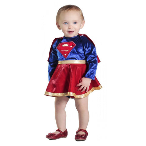 Supergirl Infant / Newborn Costume