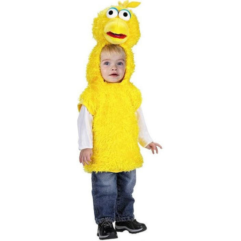 Sesame Street-Big Bird Deluxe Toddler Costume