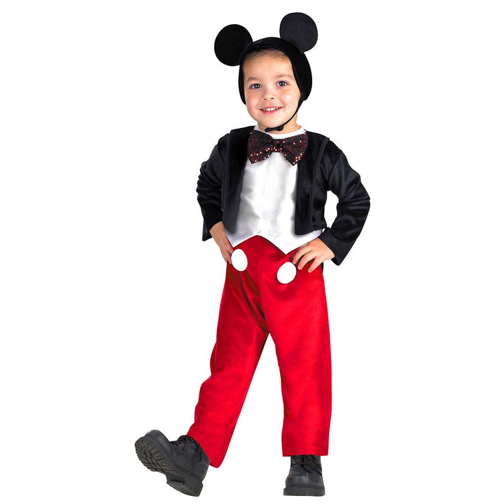 Mickey Mouse Deluxe Toddler Costume
