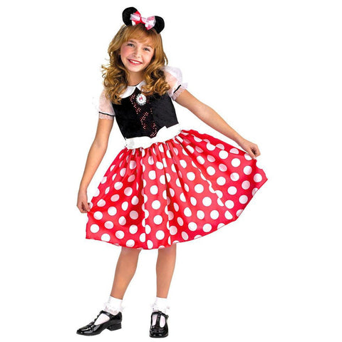 Minnie Mouse Classic Toddler Costume