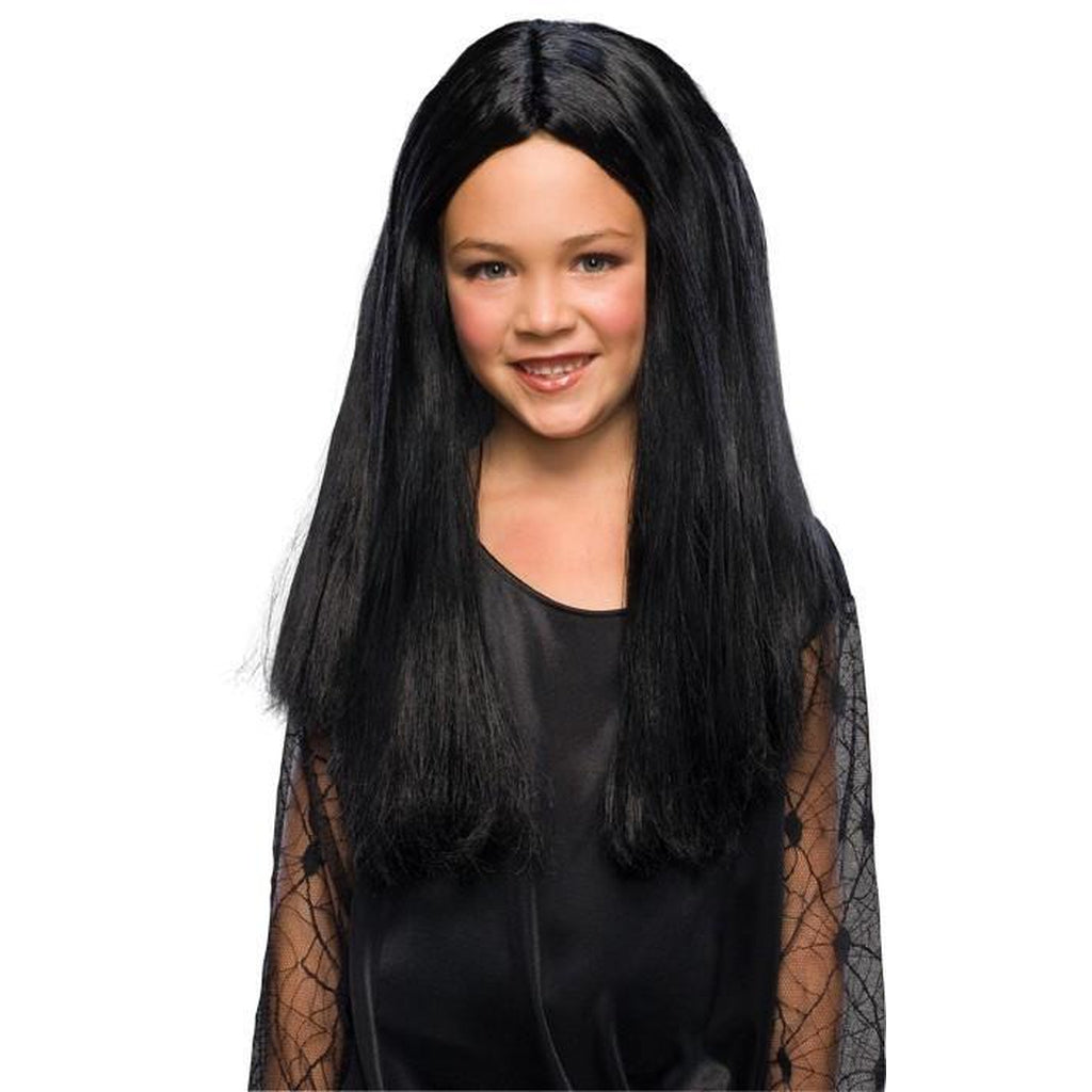 Addams Family-Morticia Child Wig