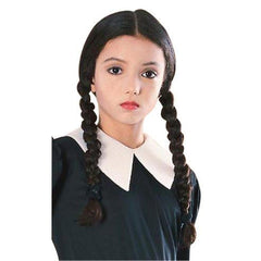 Addams Family-Wednesday Wig