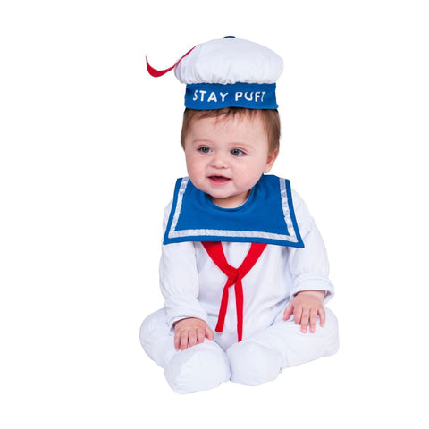 Stay Puft Infant Costume