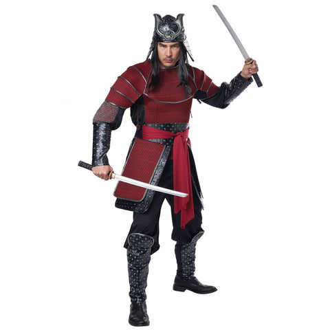 Samurai Warrior Men's Costume
