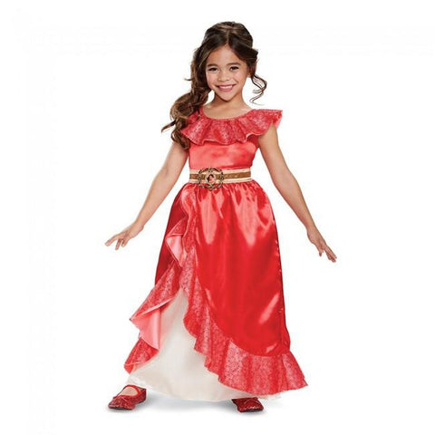 Elena of Avalor Adventure Girl's Costume