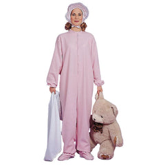 Pink Pajamas Women's Costume