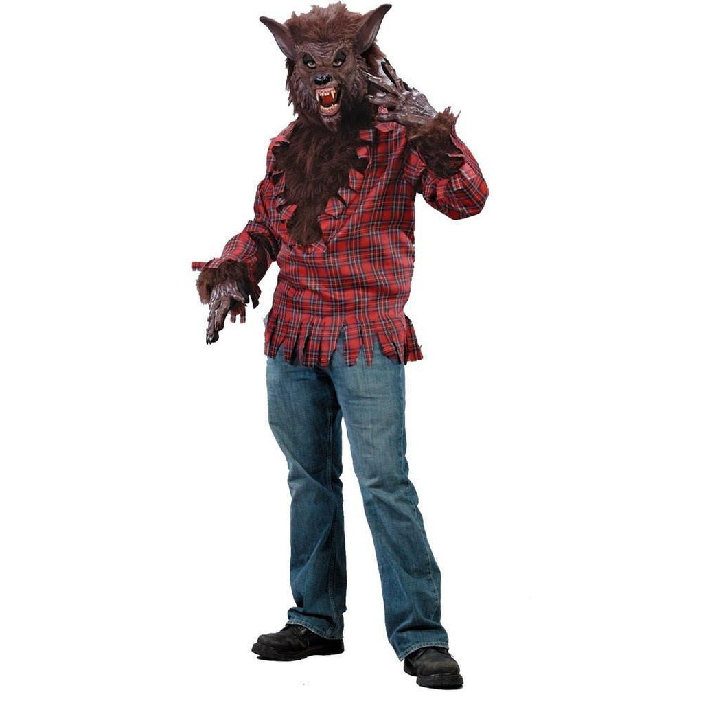 Werewolf Men's Costume