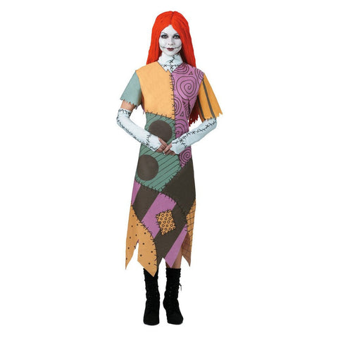 The Nightmare Before Christmas-Sally Women's Costume