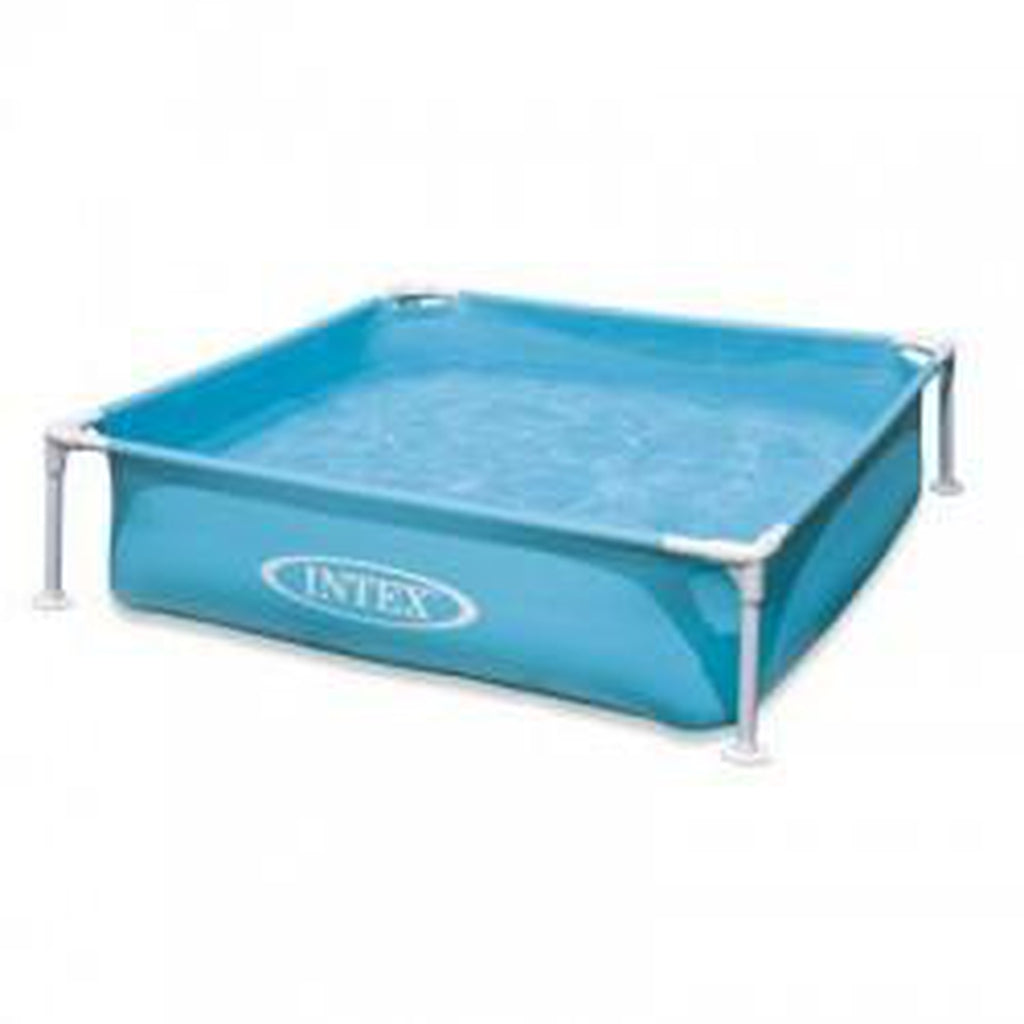 "Intex 4' x 4' x 12"" Mini Frame Pool"