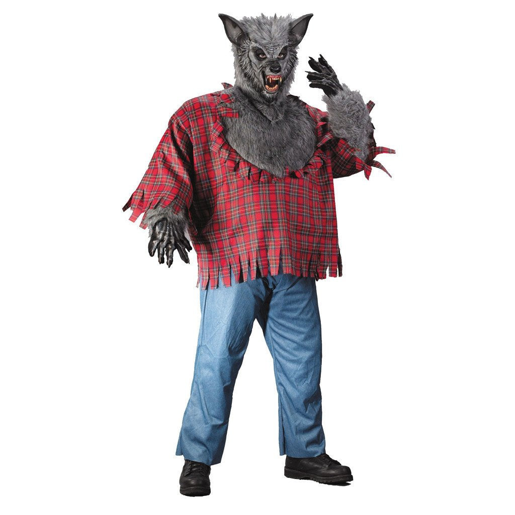 Werewolf Plus Size Costume