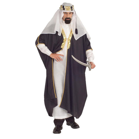 Arab Sheik Men's Costume