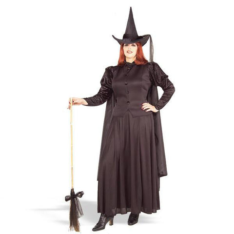 Classic Witch Plus Size Costume