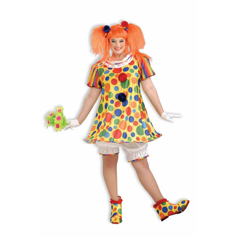 Giggles The Clown Women's Costume