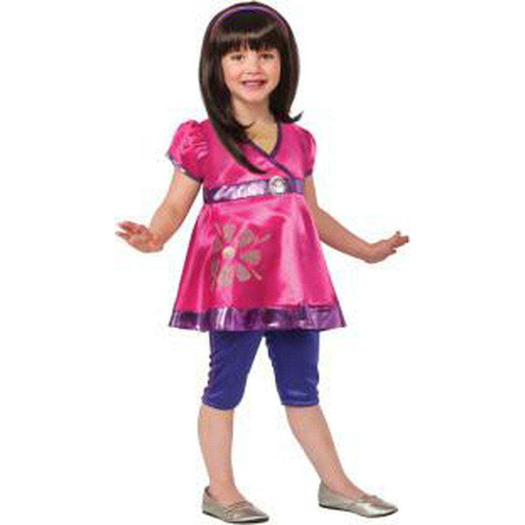 Dora Deluxe Toddler Costume