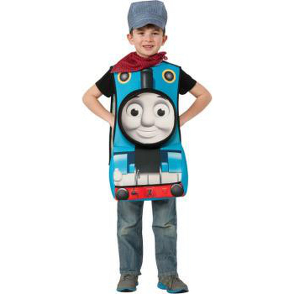Thomas the Train 3-D Deluxe Toddler Costume