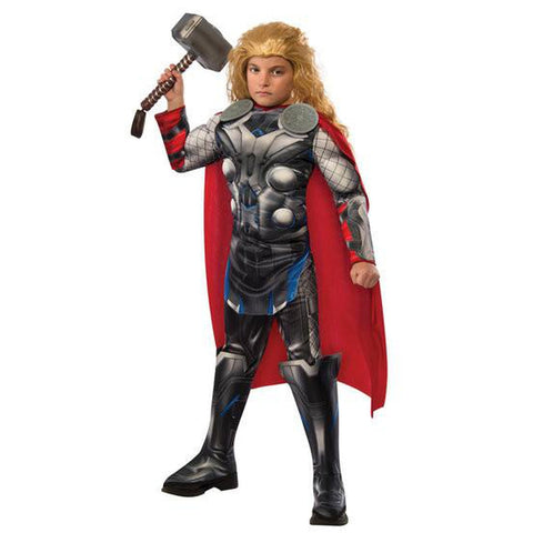 Thor Deluxe - Avengers 2: Age of Ultron Boy's Costume