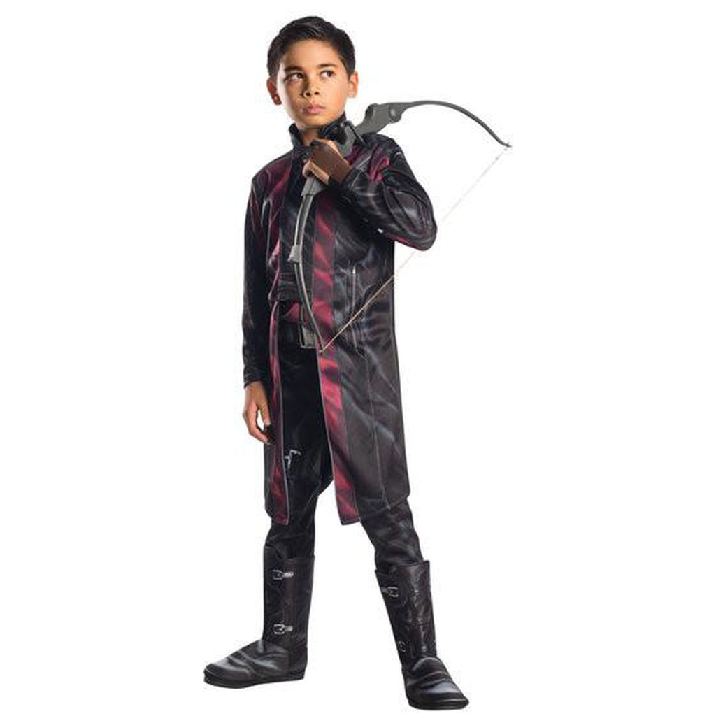 Hawkeye Deluxe - Avengers 2: Age of Ultron Boy's Costume