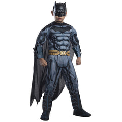 Dlx. Batman Photo Real Deluxe Boys Costume
