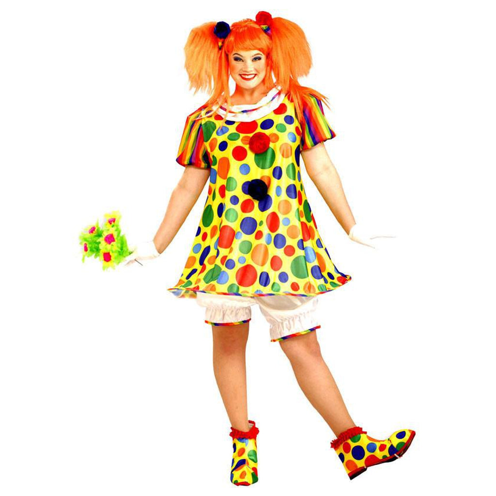 Giggles The Clown Plus Size Costume