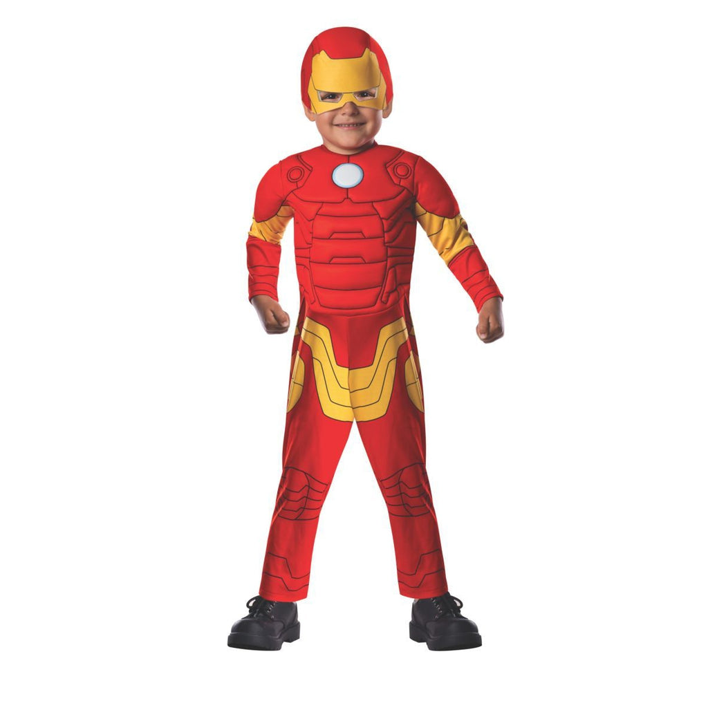 Iron Man Toddler Costume