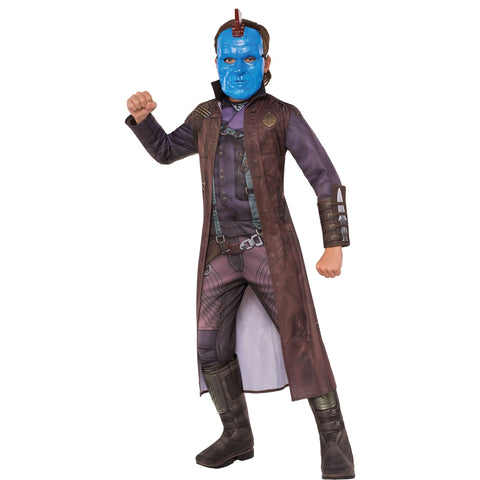 Yondu Boy's Costume