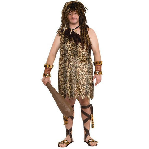 Caveman Plus Size Costume