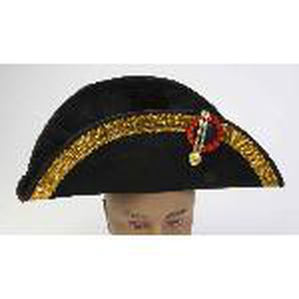 Colonial Admiral Hat
