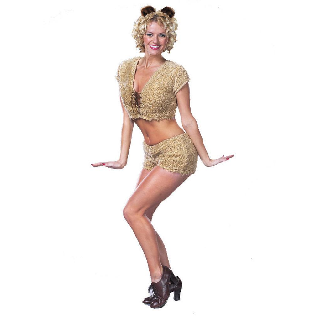 Sexy Teddy Women's Costume