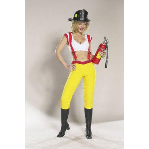 Firefighter Sexy Women's Costume
