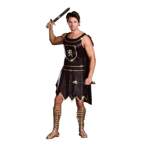 Babe A Lonian Warrior King Plus Size Costume