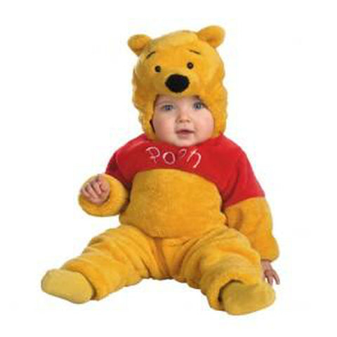 Winnie The Pooh Deluxe Plush Toddler Costume