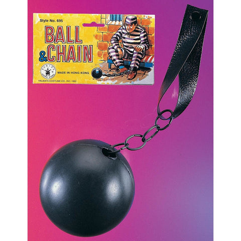 Prison Ball and Chain