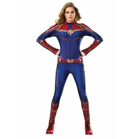 Captain Marvel  Women's Costume