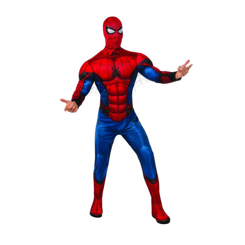 SP2 Spiderman Dlx. 2019 Men's Costume