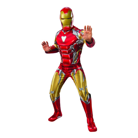 Deluxe Iron Man Endgame Men's Costume