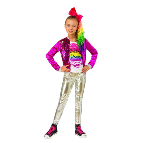 JoJo Siwa Hold the Drama Girl's Costume