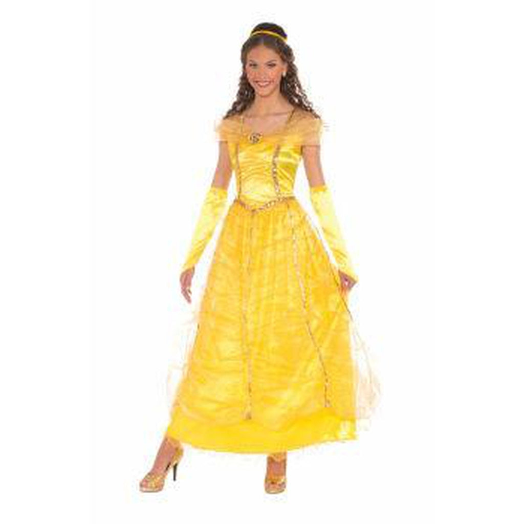 Golden Princess Women's Costume