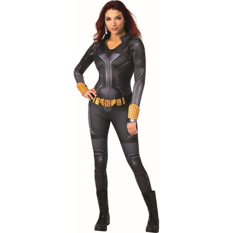 Black Widow Dlx Women's Costume