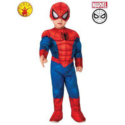 Spider-Man Dlx Toddler Costume
