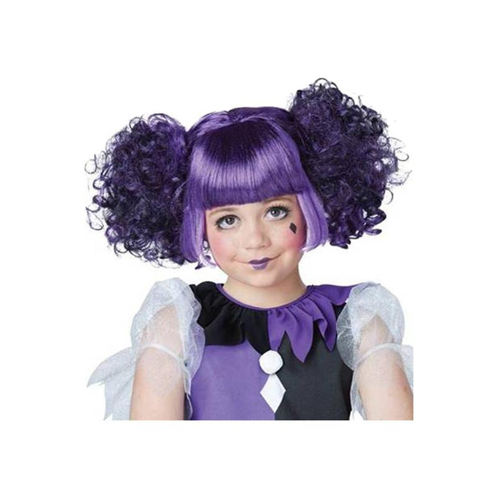 Rag Doll - Gothic Dolly Wig