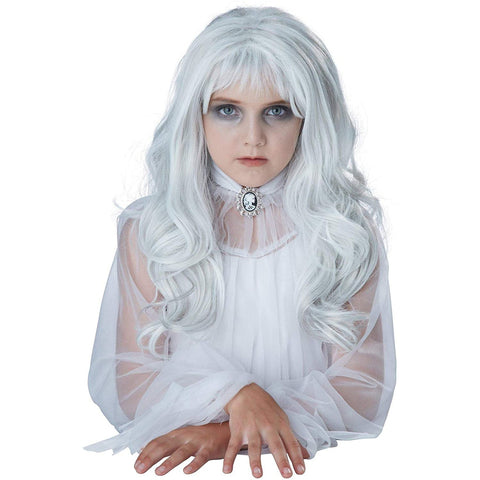 Ghostly Girl Wig