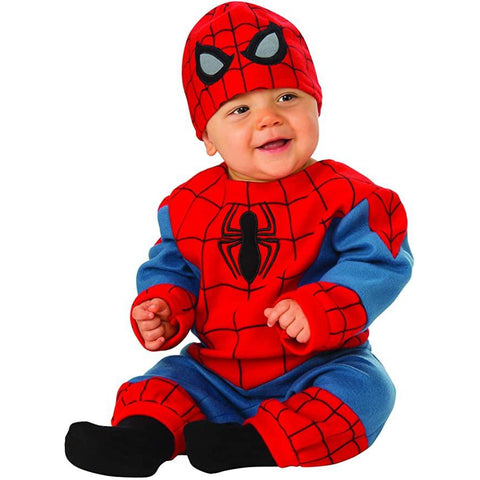 Spiderman Infant Costume