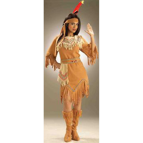 Praire Maiden Women's Costume