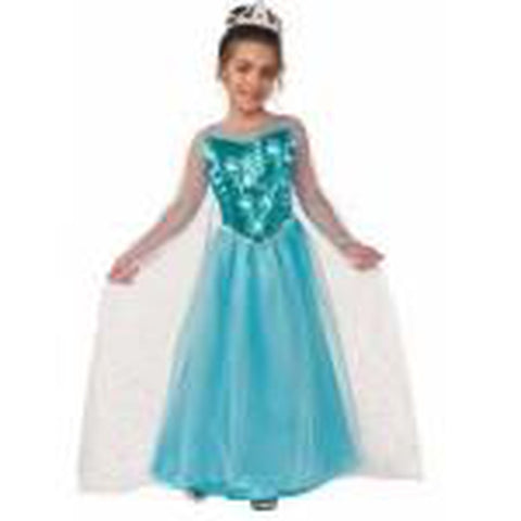 Princess Krystal Toddler Girl's Costume