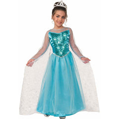 Princess Krystal Girl's Costume