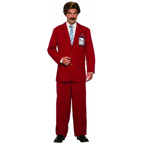 Anchor Man Men's Costume